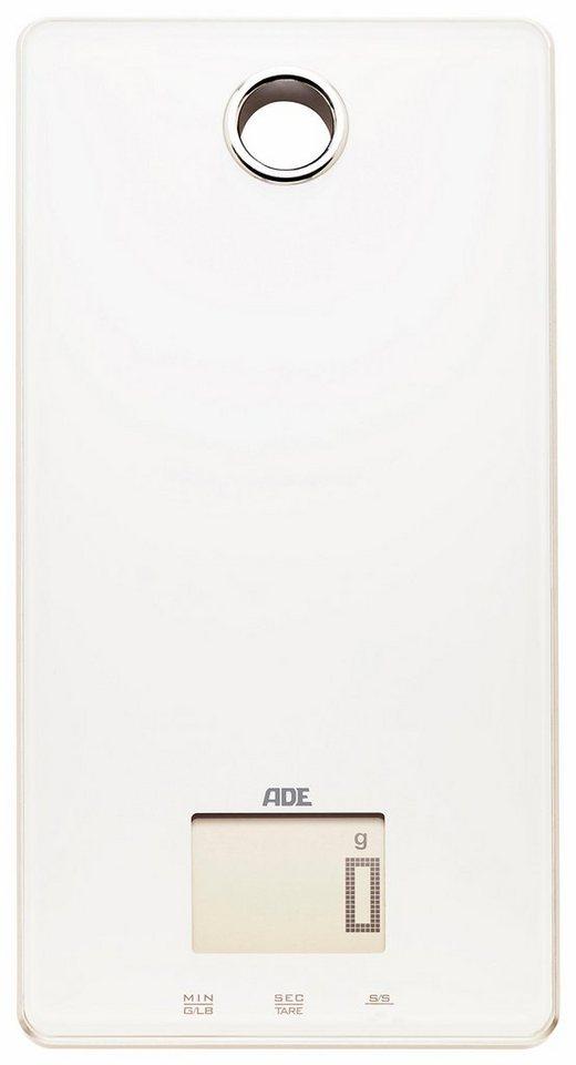 ADE Digitale Küchenwaage »KE1508 Sophia« in weiß