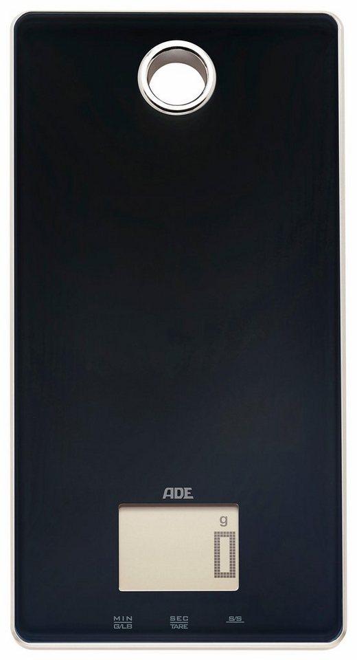 ADE Digitale Küchenwaage »KE1509 Sophia« in schwarz