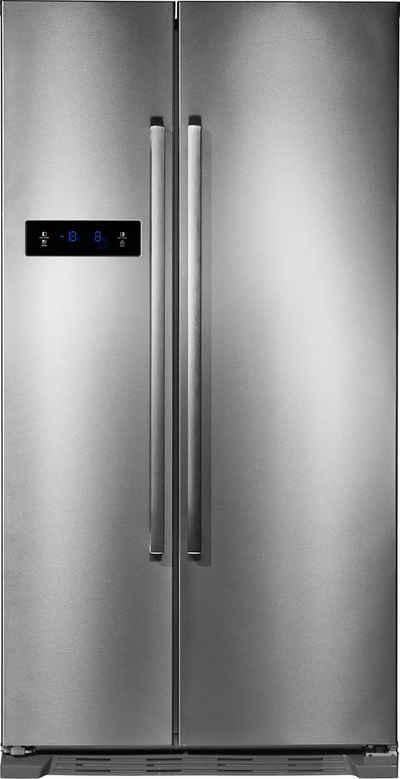 Günstige Side-by-Side-Kühlschränke online kaufen | OTTO | {Amerikanische kühlschränke ohne wasseranschluss 43}