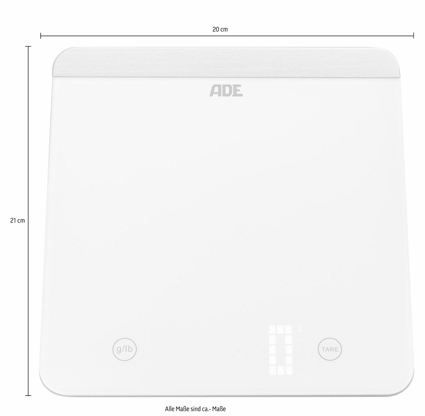 ADE Digitale Küchenwaage »KE1506 Farina«