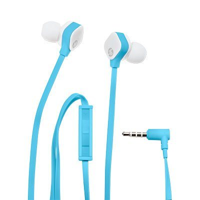 HP Headset »H2310 In-Ohr-Kopfhörer, Blau«