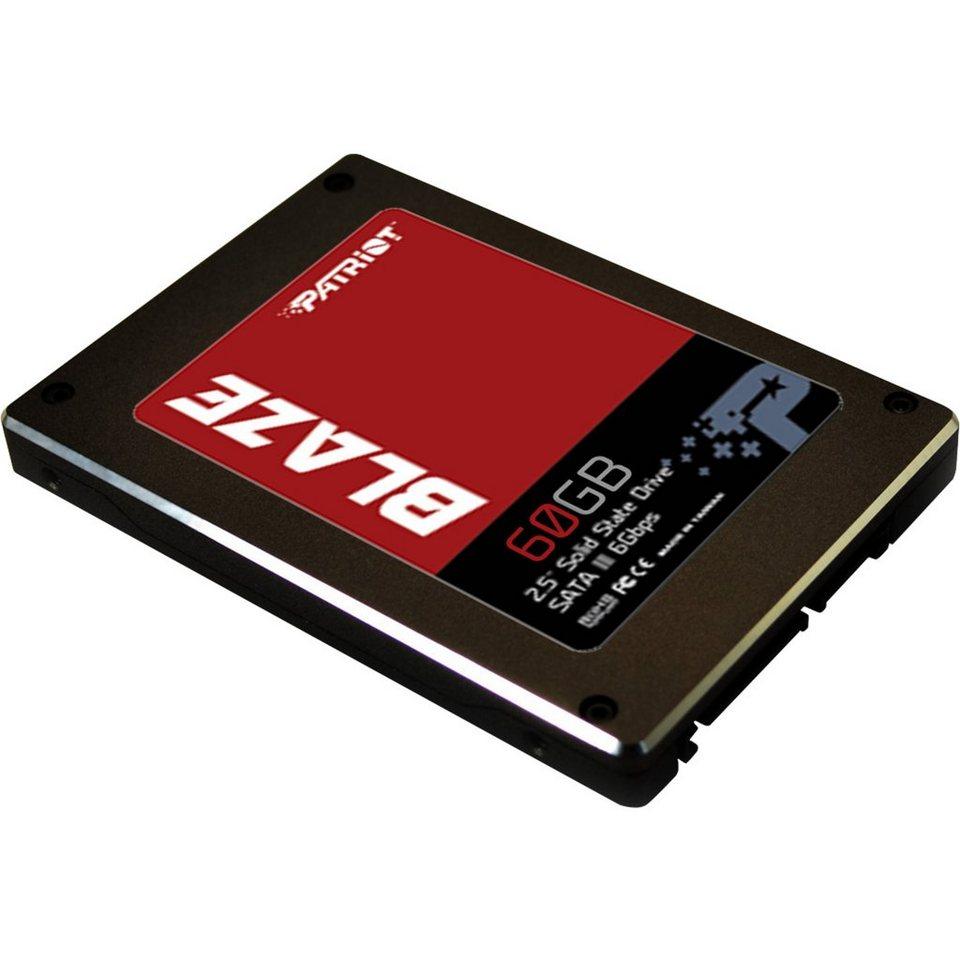 Patriot Solid State Drive »PB60GS25SSDR 60 GB«