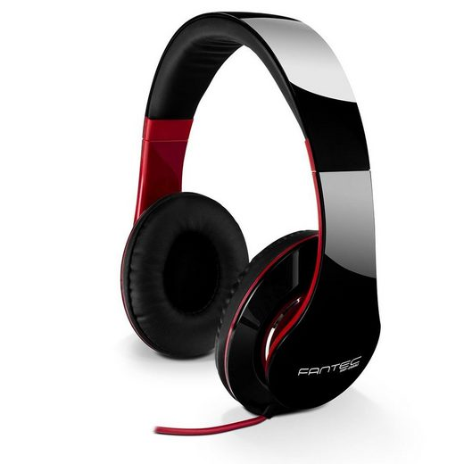 FANTEC SHP-250AJ-BK »Kopfhoerer on Ear«
