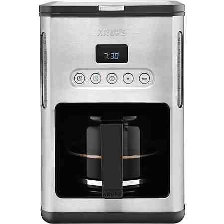 Krups Kaffeemaschine KM442D, für 1,25 Liter, mit Keep Warm-Funktion, 1000 Watt