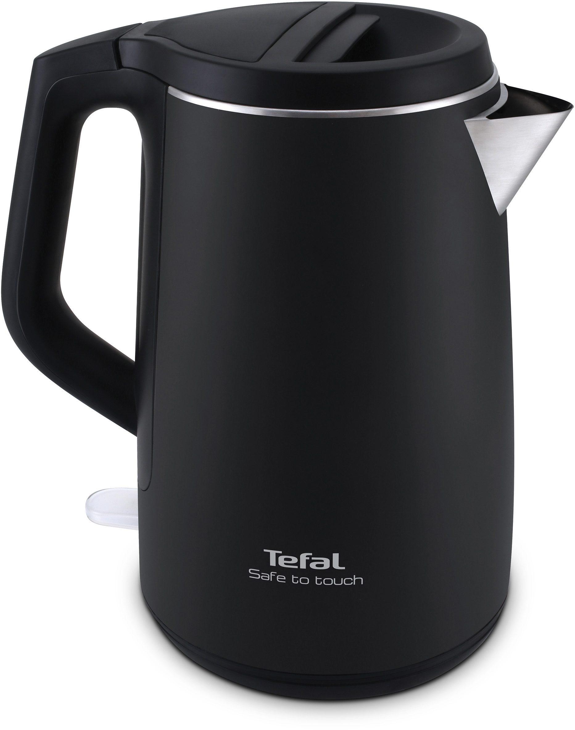 Tefal Wasserkocher KO3718, für 1,5 Liter, 2400 Watt