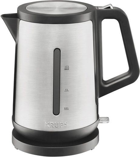 Krups Wasserkocher BW442D, 1,7 l, 2400 W