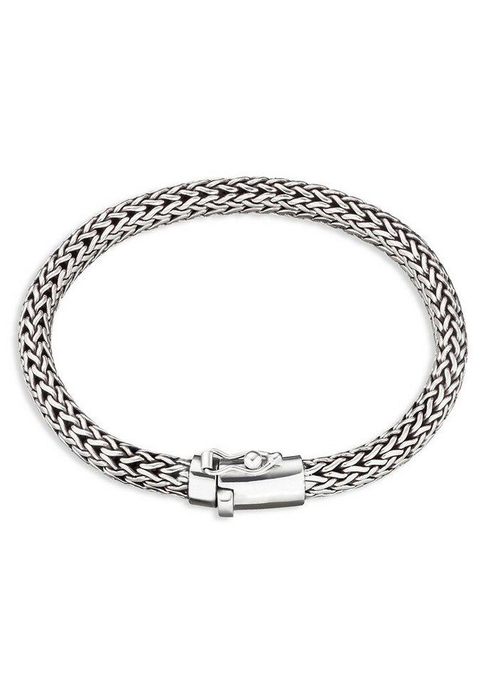 Erzengel Armband, »Schlange, ZJB-SNAKE« in Silber 925