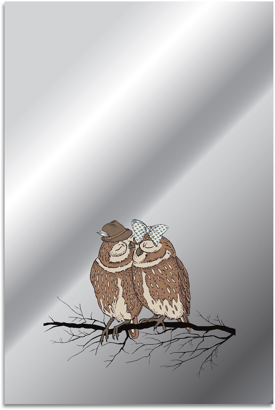 Home affaire, Spiegel, »Vögelchen«, 40/60 cm