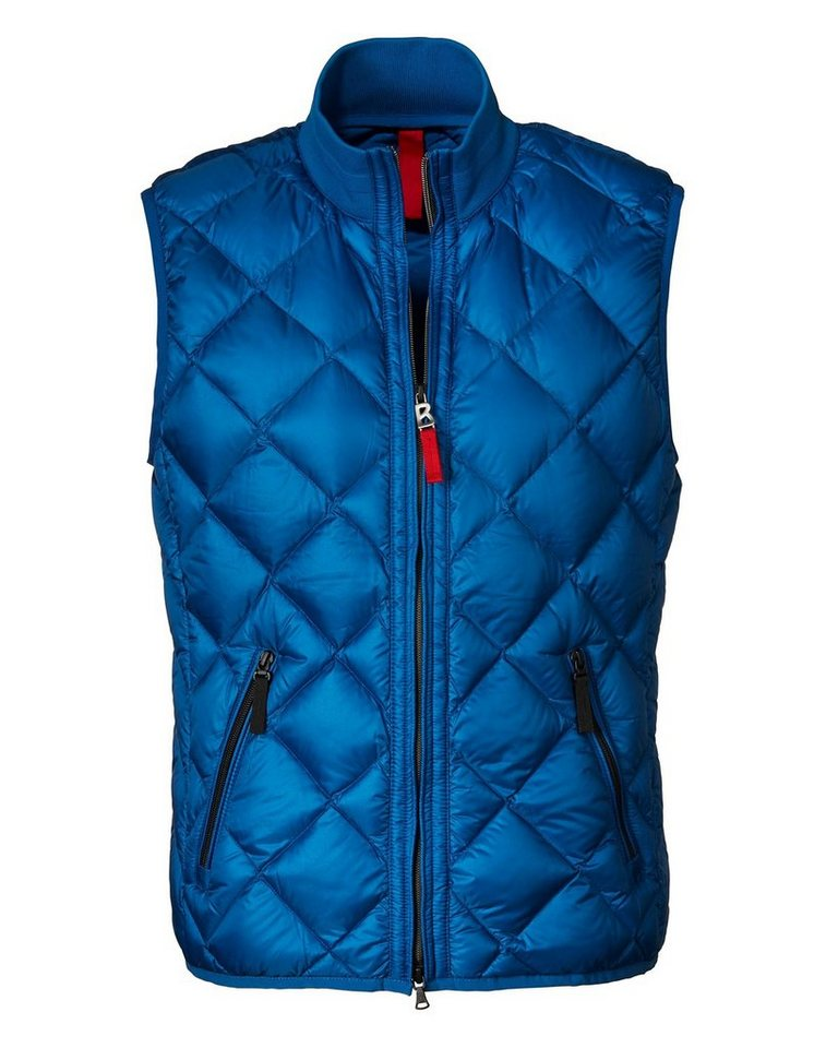 Bogner Fire + Ice Steppweste Janus-D in Royalblau