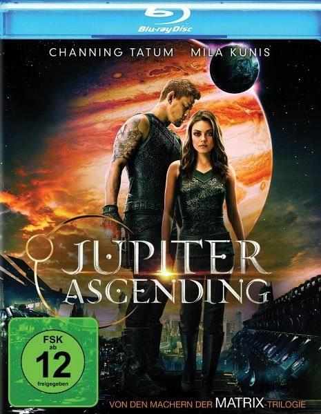 Blu-ray »Jupiter Ascending«