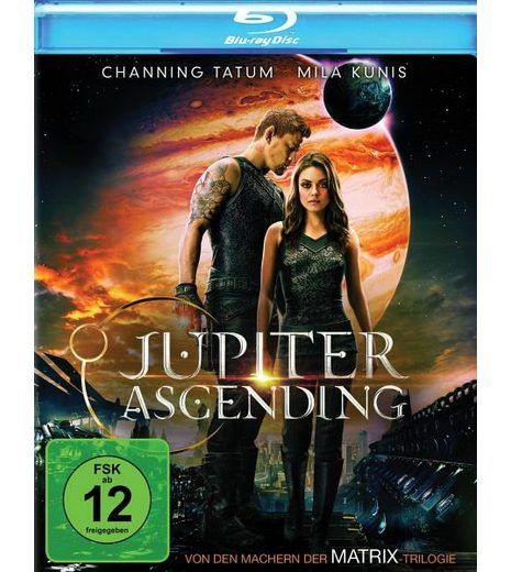 Blu-ray »Jupiter Ascending«