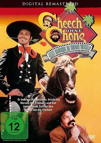 DVD »Cheech ohne Chong - Jetzt raucht's im Wilden...«