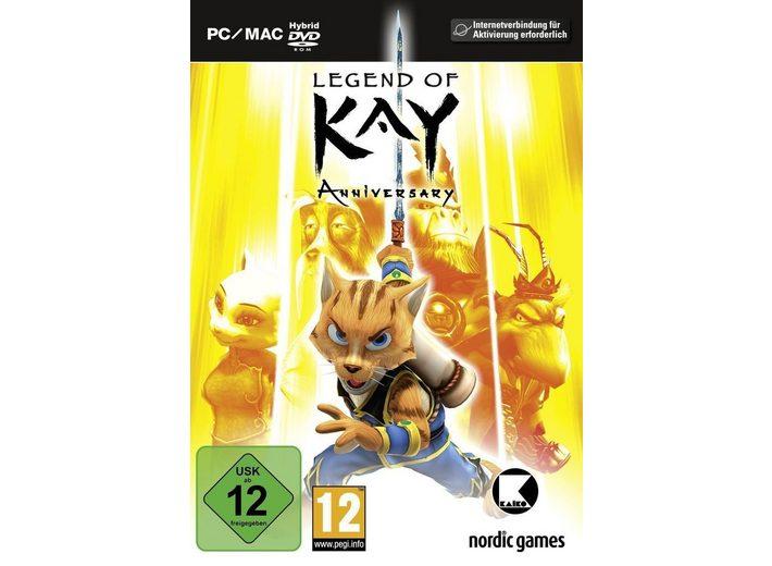 Nordic Games PC - Spiel »Legend of Kay«