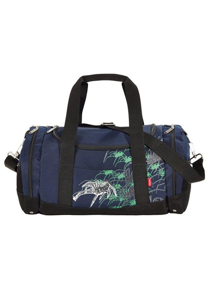 4YOU Tasche, »Freizeittasche Function - Spider« in blau