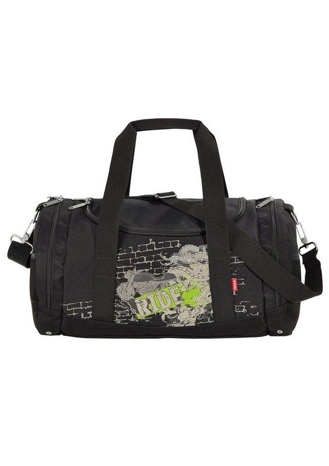 4YOU Tasche, »Freizeittasche Function - Ride« in schwarz