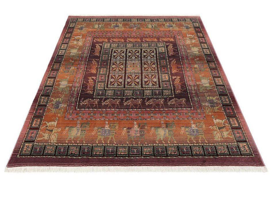 Orient teppich  Orientteppich »Gabiro Pazyryk«, Oriental Weavers, rechteckig, Höhe ...