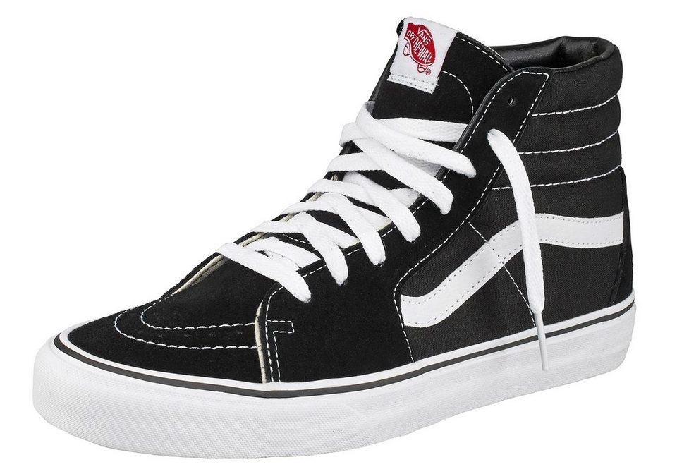 Vans SK8-Hi Sneaker in Schwarz-Weiß