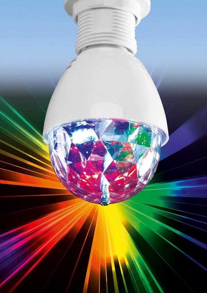 »EASYmaxx« LED Partyleuchte Disco Deluxe in bunt