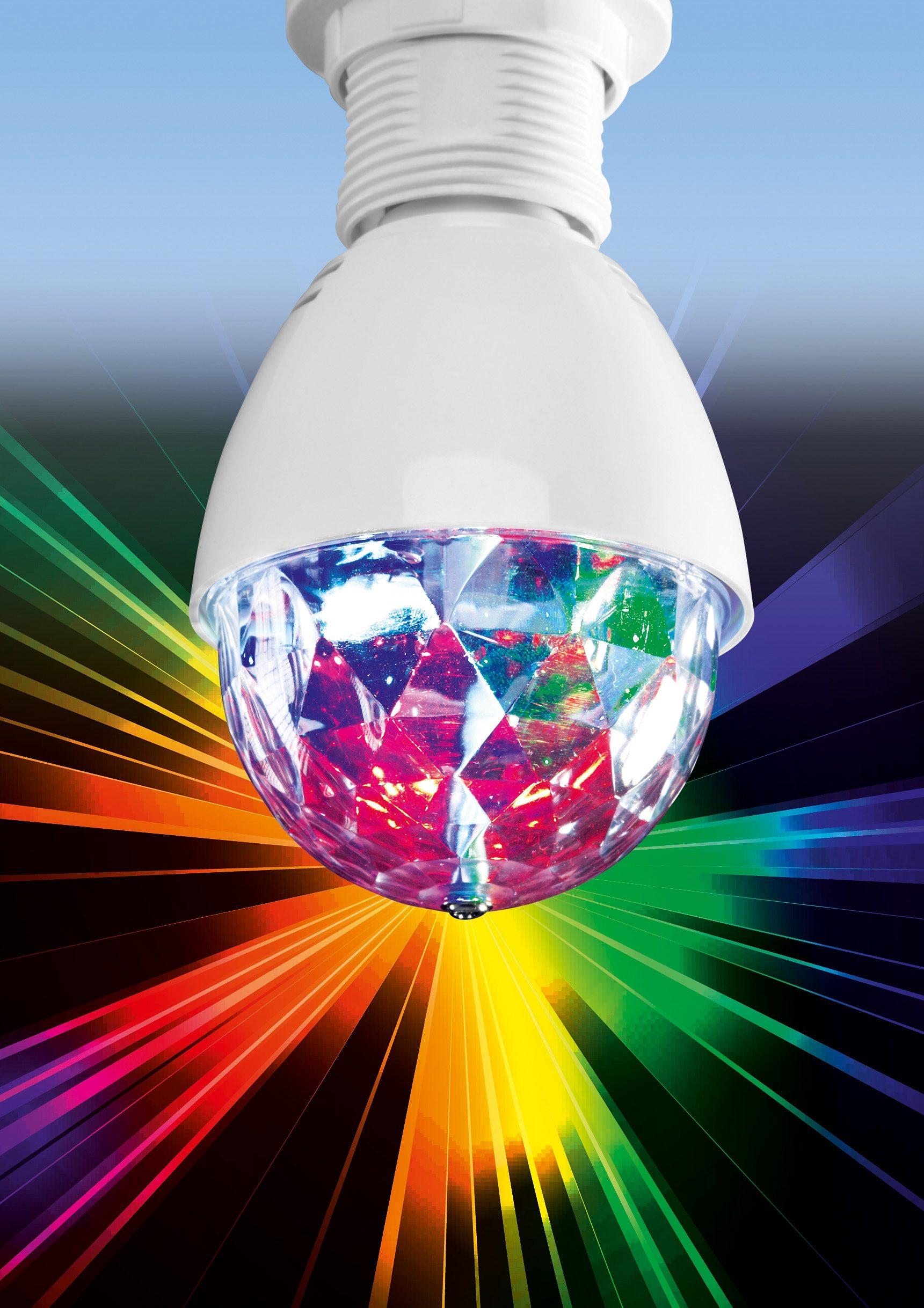 »EASYmaxx« LED Partyleuchte Disco Deluxe