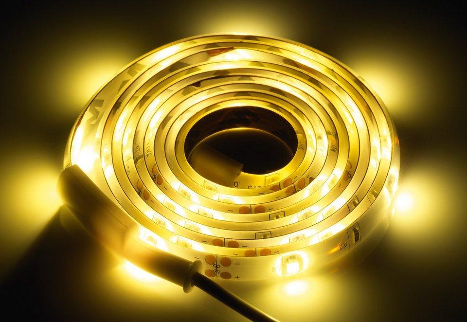 EASYmaxx LED-Nachtbeleuchtung mit Sensor in weiß