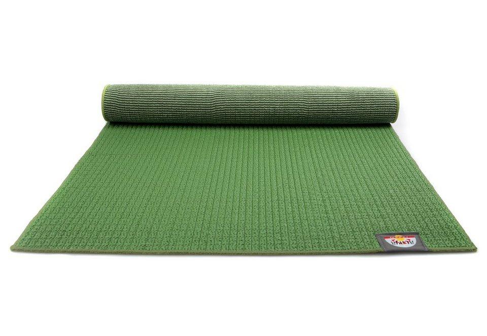 Finnlo by Hammer Yogamatte, »Alaya Loma grün« in grün