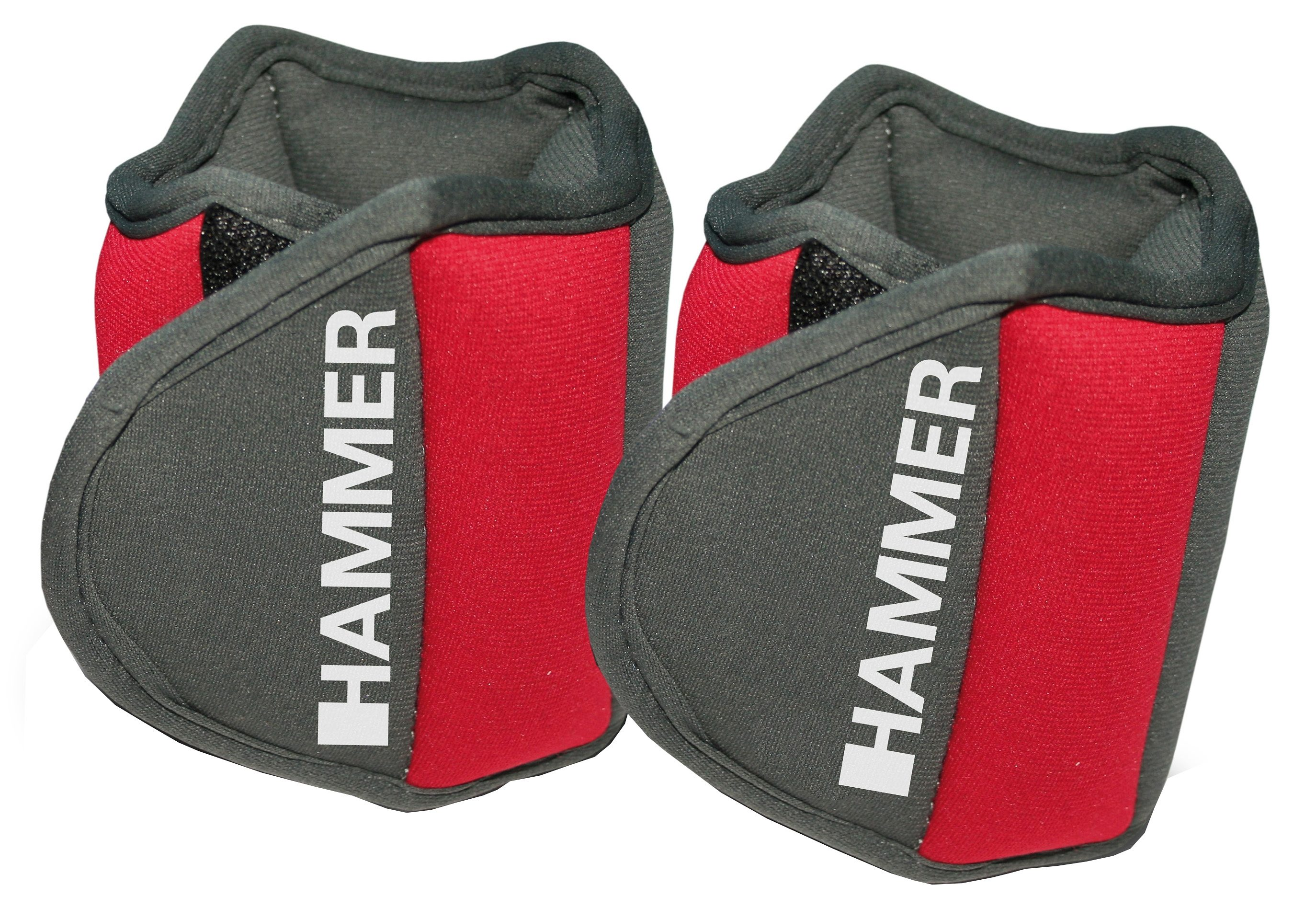 Hammer Zusatzgewichte »Hammer Set: Gewichtsmanschetten«, 1 kg, (Set, 2 tlg)