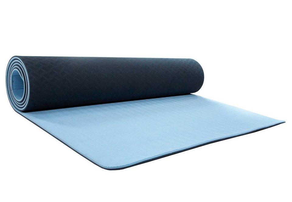 Finnlo by Hammer Yogamatte, »Alaya« in blau-schwarz