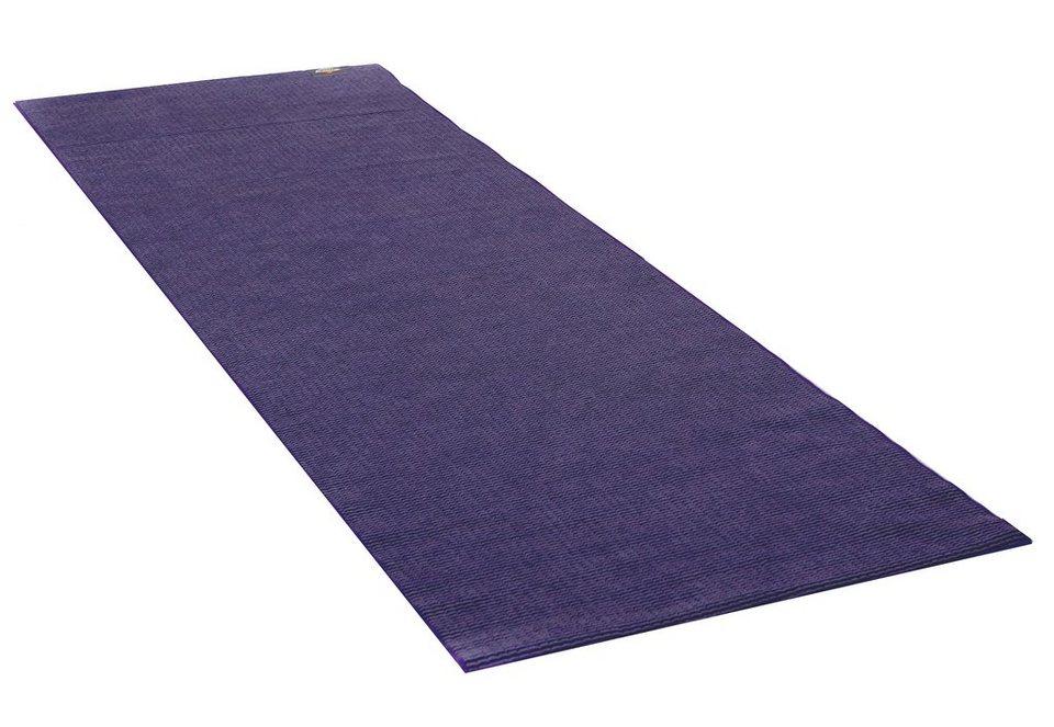 Finnlo by Hammer Yogamatte, »Alaya Loma violett« in violett