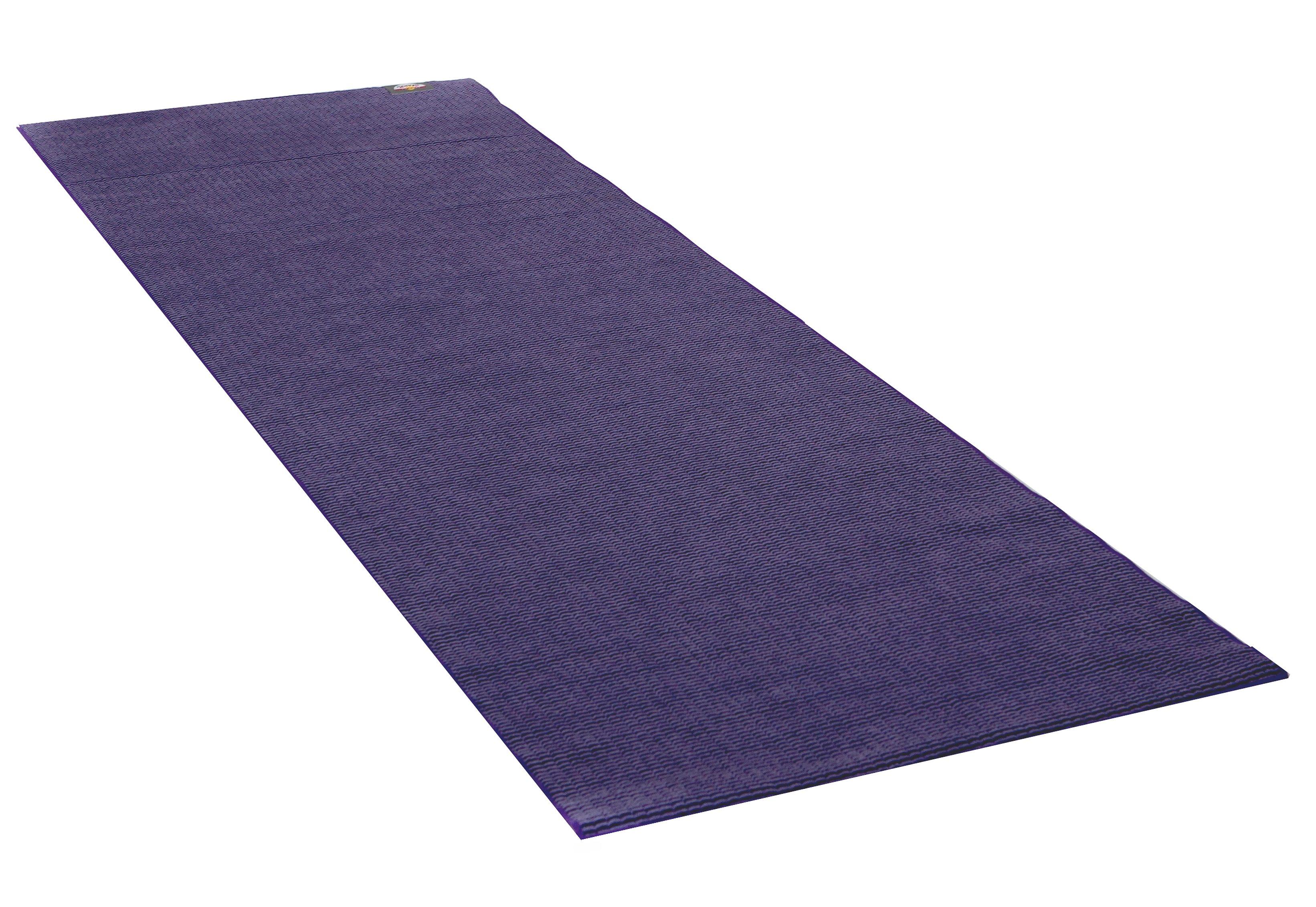 Finnlo by Hammer Yogamatte, »Alaya Loma violett«