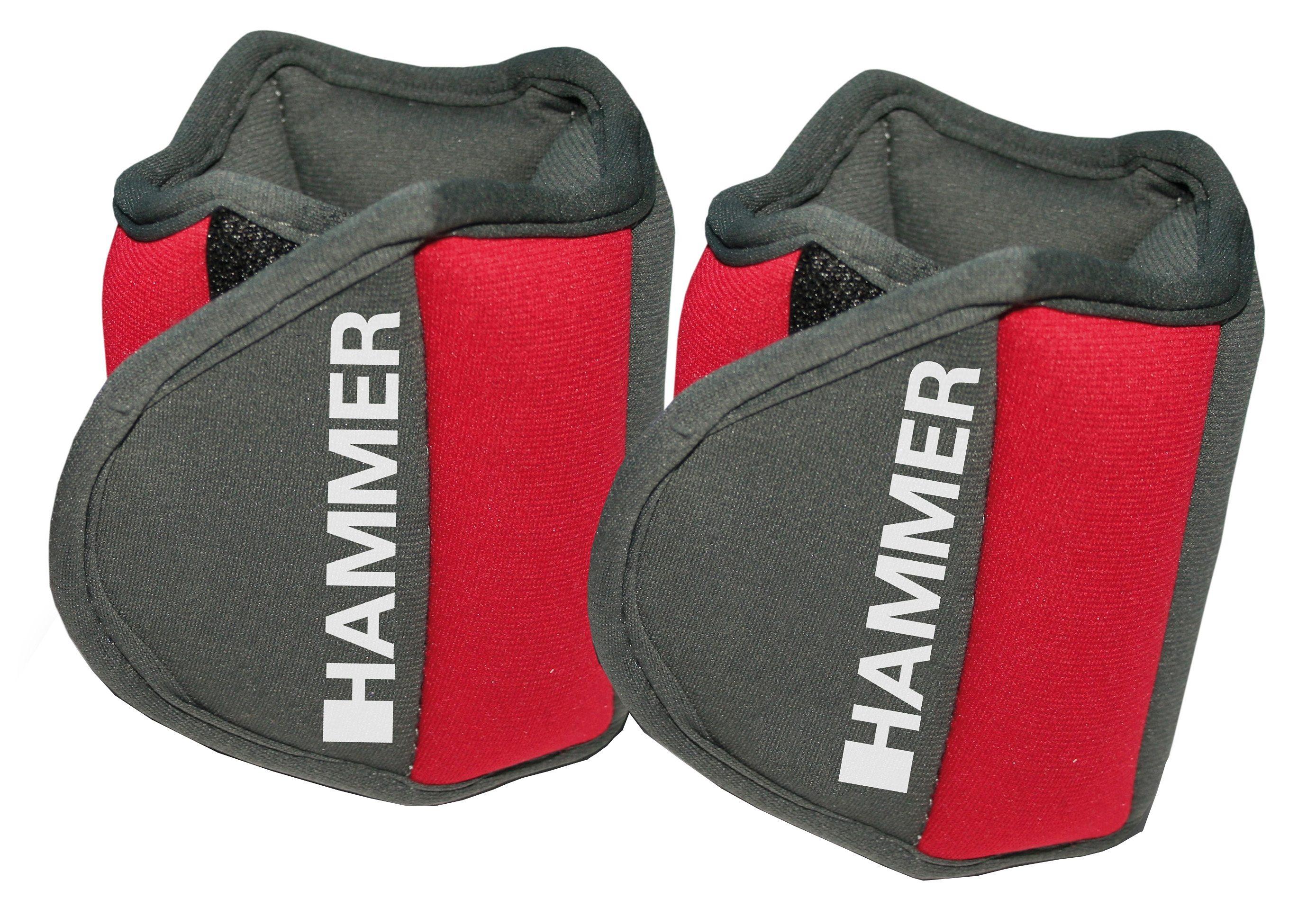 Hammer Set: Gewichtsmanschetten, 2 x 0,75 kg