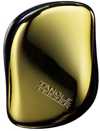 Tangle Teezer, »Compact Styler«, Haarbürste zum Entknoten der Haare in Gold Rush