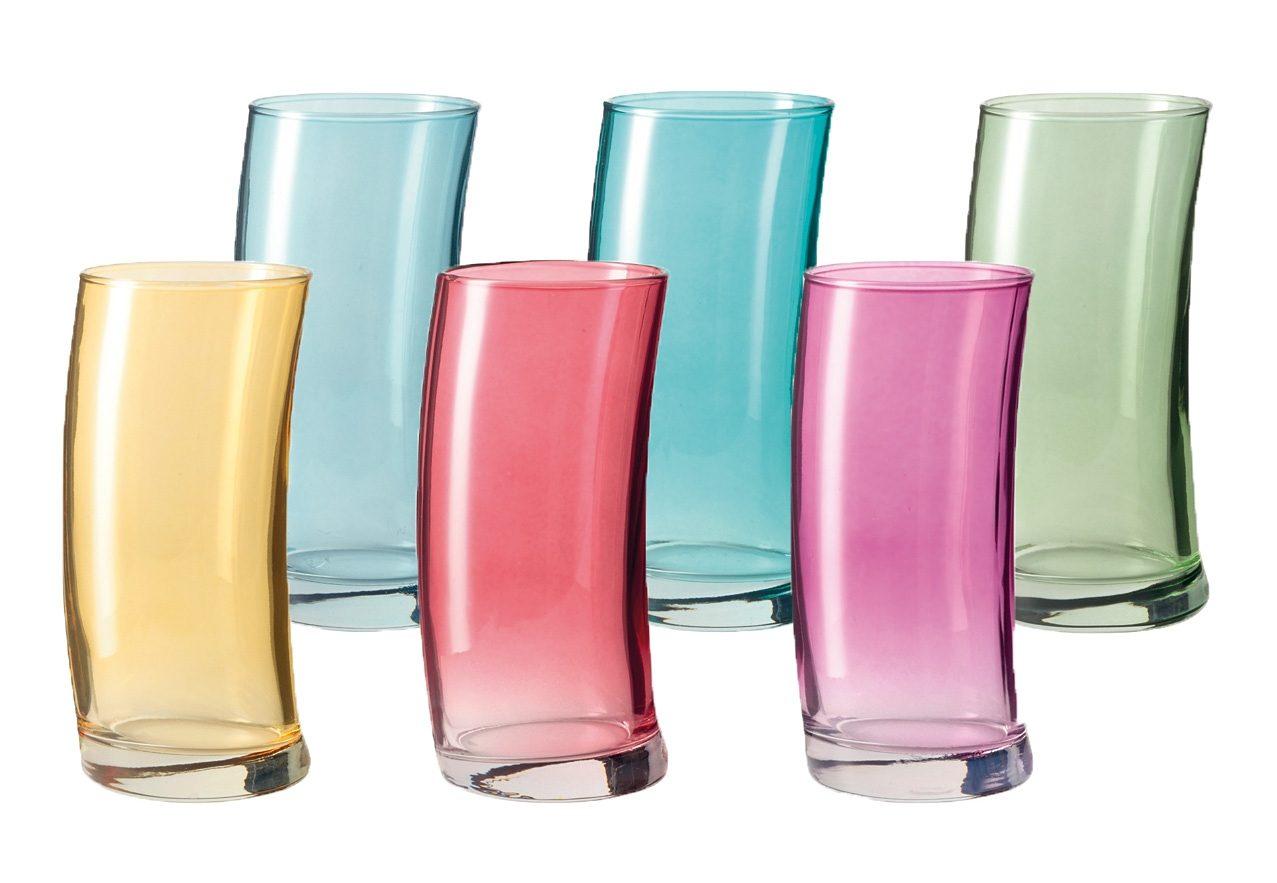 LEONARDO Becher-Set »Swing«, Glas