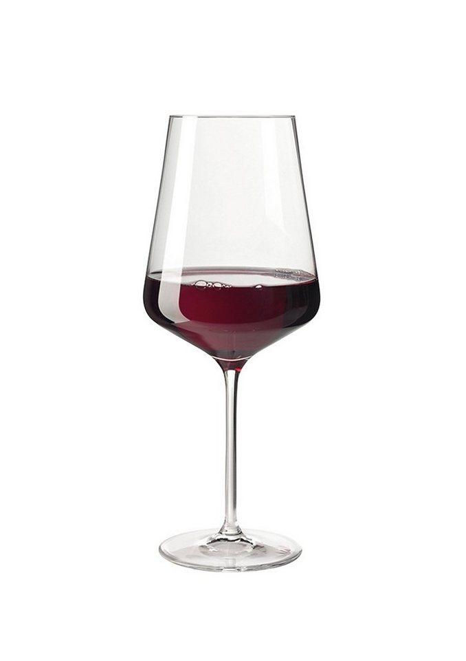 LEONARDO Rotweingläser-Set, Glas (6 Stck.)