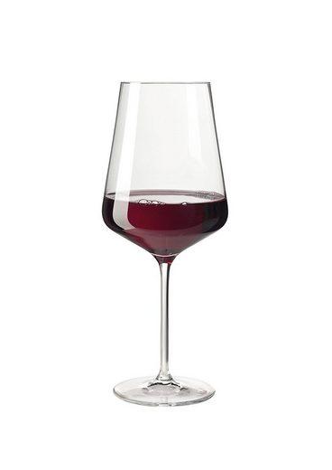 LEONARDO Rotweinglas (6-tlg), Teqton, 750 ml