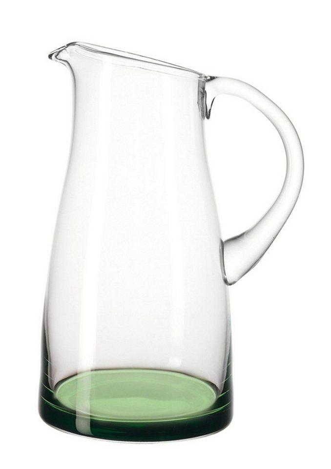 LEONARDO Krug »Liquid«, Glas in verdo