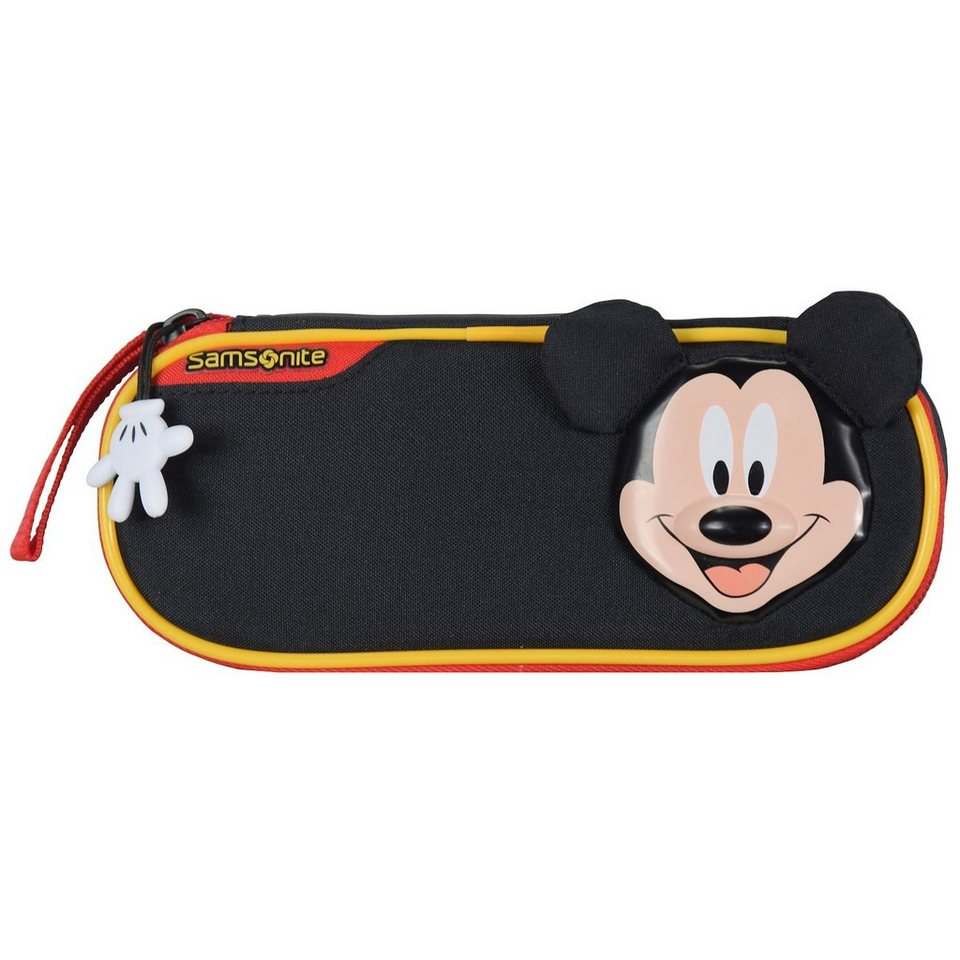 Samsonite Disney Ultimate Pen Case Schlampermäppchen 20 cm in mickey classic