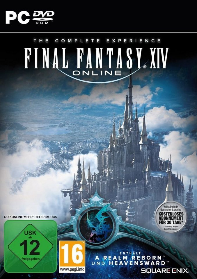 Square Enix PC - Spiel »Final Fantasy XIV Online«