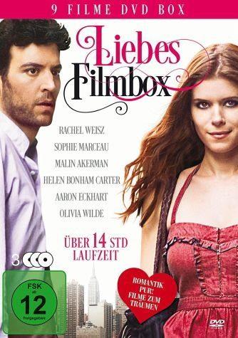 DVD »Liebesfilm-Box: Neun Filme die zu Herzen gehen...«