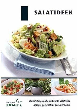 Broschiertes Buch »Salatideen«