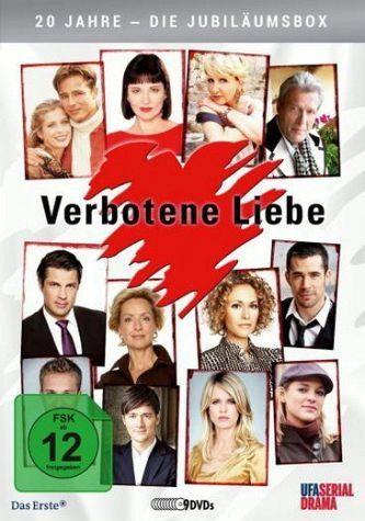 DVD »Verbotene Liebe - 20 Jahre: Die Jubiläumsbox...«