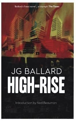 Broschiertes Buch »High-rise«