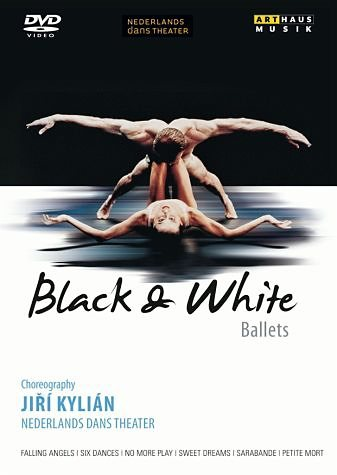 DVD »Kylian, Jiri - Black & White Ballets«
