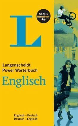 Broschiertes Buch »Langenscheidt Power Wörterbuch Englisch - Buch...«
