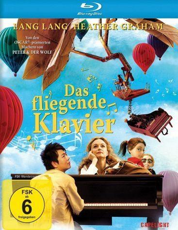 Blu-ray »Das fliegende Klavier«