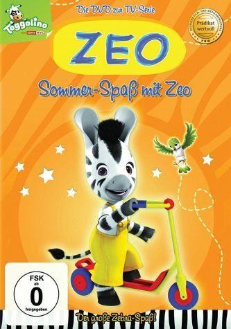 DVD »Zeo - Sommer-Spaß mit Zeo«