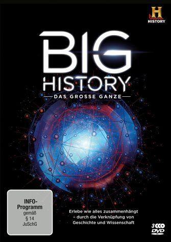 DVD »Big History - Das große Ganze (3 Discs)«