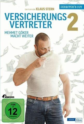 DVD »Versicherungsvertreter 2 - Mehmet Göker macht...«