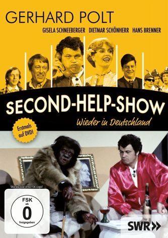 DVD »Gerhard Polt - Second-Help-Show: Wieder in...«