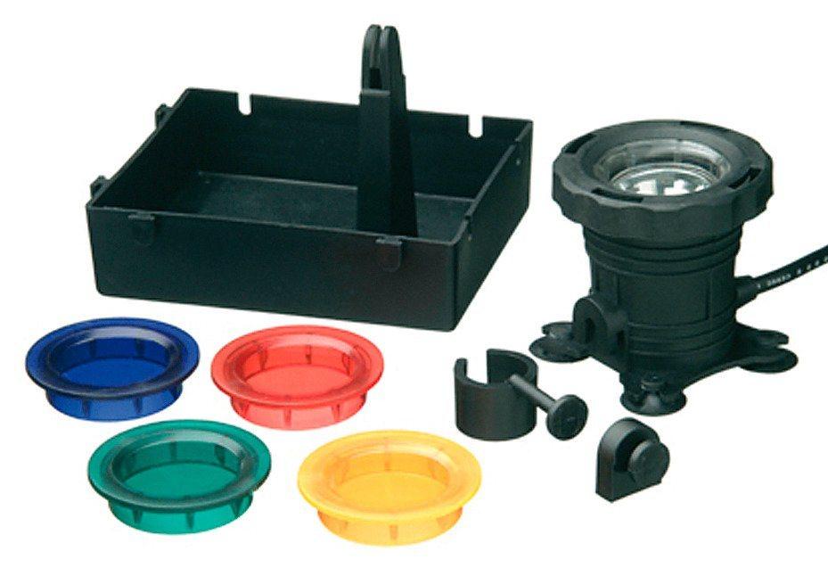 Teichbeleuchtung »AquaLight 20« in schwarz