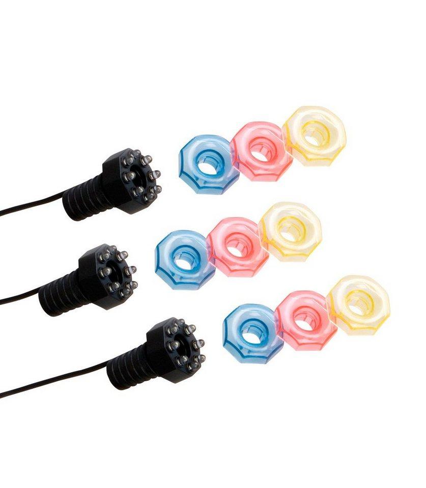 Teichbeleuchtung »MiniBright« in schwarz